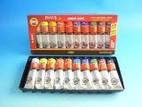 souprava olejových barev Koh-i-noor 1617 PRAHA 10 barev 40ml krajina