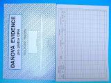 Daňová evidence pro plátce DPH, A4, 19l /ET330/