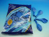 Balónek naf. G110 MODRÝ pastel , 30cm