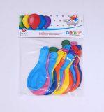 Balónek naf. pastel., pr. 21cm, 20ks /PA80/