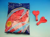 Balónek naf. srdce CR05
