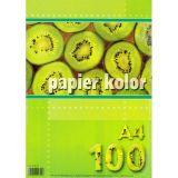Xeropapír A4 100l zelená