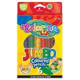 Colorino pastelky Jumbo SMALL HANDS 6 ks