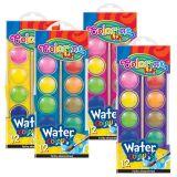 Colorino vodové barvy  30mm 12 barev