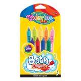 Colorino pastelky do vany 9 barev