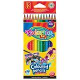 Colorino pastelky akvarelové 12 ks
