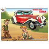 Omalovánky A5 Osobní auta Tatra