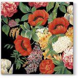 Papírové ubrousky Nostalgic Bouquet