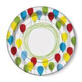 Papírový talíř Balloons