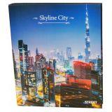 Pořadač A4 Skyline City 4 kroužky