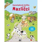 Samolepková knížka Mazlíčci