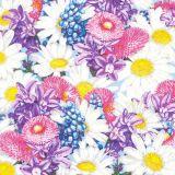 Papírový ubrousek Fresh Spring Flowers Background