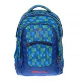 BelMil školní batoh 338-27 Green Blue