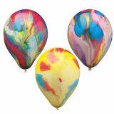 Balónky nafukovací - koule střední multicolor