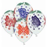 Balónky nafukovací - Motýli