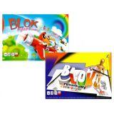 Blok na kreslení s barevnými listy A4-20l