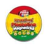 Kreativní plastelína Pukka Fun • zelená magnetická