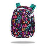 Školní batoh CoolPack Turtle - Alphabet