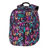 Studentský batoh CoolPack Discovery - Alphabet