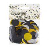 Fóliové konfety - kolečka