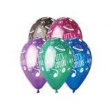 Nafukovací balónky Premium - Lets Explore