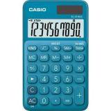 Kalkulačka SL 310, modrá, 10 místný displej, CASIO