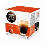Kapsle do kávovaru, 16 ks, NESCAFÉ Dolce Gusto Caffé Lungo