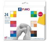 FIMO® soft sada 24 barev 25 g BASIC