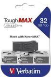 Disk ToughMAX, černá, extra odolný, 32GB, USB 2.0, VERBATIM