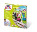 Sada FIMO® 8034 kids form&play Pony Poníci