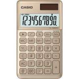 Kalkulačka SL 1000, zlatá, 10 místný displej, CASIO