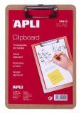 Psací podložka, dřevo, A5, APLI