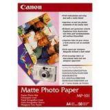 Fotografický papír, do inkoustové tiskárny, matný, A4, 170g, CANON ,balení 50 ks