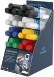 Akrylové popisovače Paint-It 330, displej, mix barev, 15 mm, SCHNEIDER
