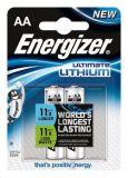 Baterie, AA (tužková), 2 ks, lithiová, ENERGIZER Ultimate Lithium