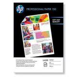 Fotografický papír, do laserové tiskárny, lesklý, A4, 150g, HP ,balení 150 ks