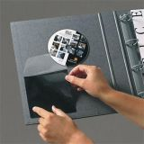 CD obálka, s antistatickou vložkou, samolepicí, 127x127mm, 3L ,balení 10 ks