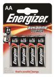 Batterie, AA (tužková), 4 ks, ENERGIZER Alkaline Power ,balení 4 ks