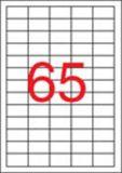 Etiketa, ILC, 38x21,2 mm, 32500 ks/bal., APLI ,balení 500 ks