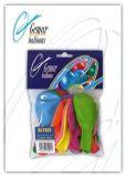 Balónky, 19 cm, mix barev ,balení 10 ks