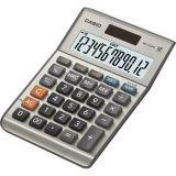 Kalkulačka, stolní, 12místný displej, CASIO MS-120B MS