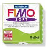 FIMO® soft 8020 56g světle zelená