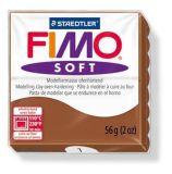 FIMO® soft 8020 56g hnědá