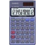 Kalkulačka kapesní, 12místný displej, ekologická, CASIO SL 320 TER+