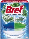 Tekutý čistič WC Duo Aktiv, borovice, 50 ml, BREF