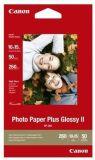 Fotografický papír, do inkoustové tiskárny, vysoce lesklý, 10x15 cm, 260g, CANON ,balení 50 ks