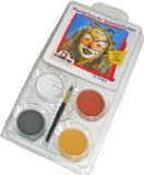 Sada barev na obličej - Lev, EULENSPIEGEL