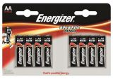 Baterie Alkaline Power, AA (tužková), 8 ks, ENERGIZER