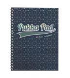 Kroužkový sešit Glee Jotta, tmavě modrá, A4, linkovaný, 100 listů, PUKKA PAD