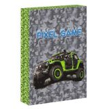 Box na sešity, A4, Pixel